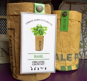Grow Kits from Urban Agriculture